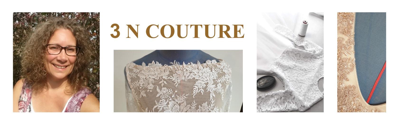 Tous les vêtements en photo sont conçus et réalisés par notre artisan